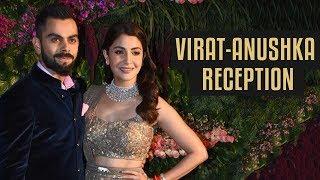Anushka Sharma-Virat Kohli reception | Bollywood stars and Cricketers attend
