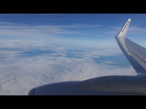 Ryanair Boeing 737-8AS | Birmingham to Dublin *FULL FLIGHT*