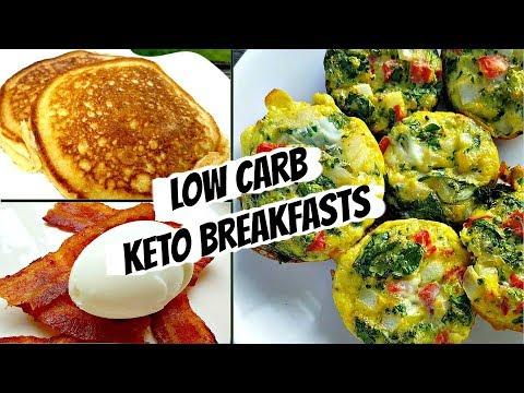 Healthy Low Carb Breakfast Ideas | Keto & Paleo Friendly