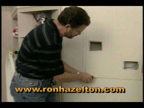 How to Install a Decorative Wall Niche