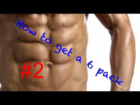 How To get a six pack in 3 minutes