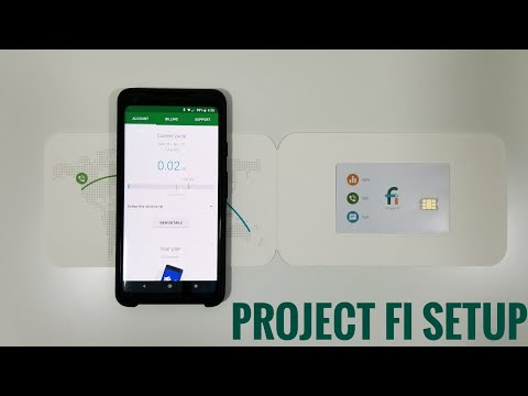 Project Fi Setup and Comparison to T-Mobile