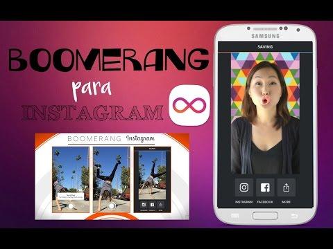 Cómo usar BOOMERANG para Instagram! - Yami Rock