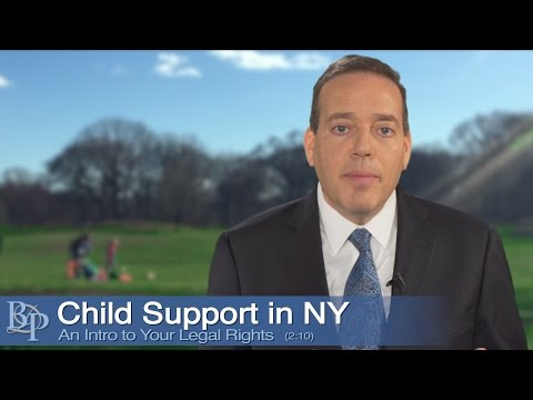 Child Support Lawyers - New York Divorce Attorney Brian D. Perskin