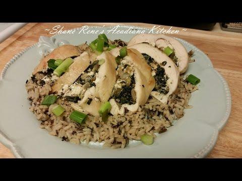 Spinach & Feta Stuffed Chicken Breast - Episode 54