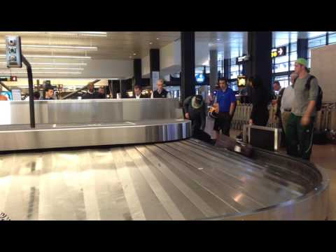 Baggage Claim at Seattle–Tacoma International Airport