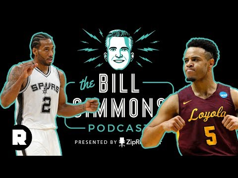 NBA Playoff Chaos, Kawhi Drama, and UConn Goes Down   The Bill Simmons Podcast   The Ringer