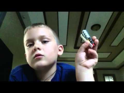 Easy Lego pocket knife