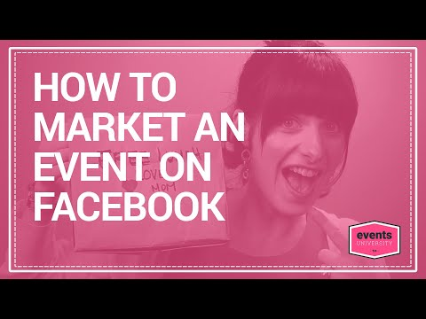 How to Market An Event on Facebook