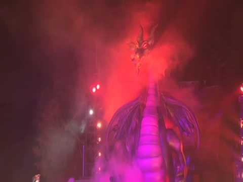 New Fantasmic Dragon