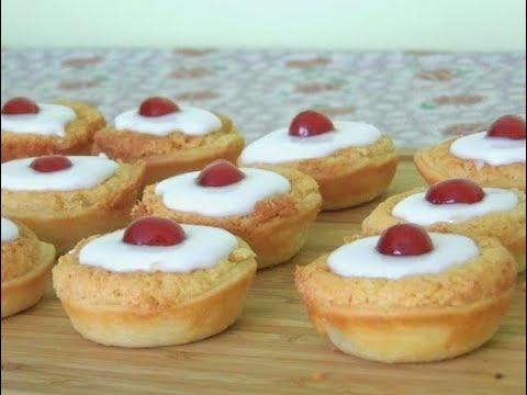 homemade bakewell tarts
