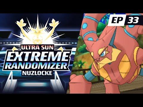 BUILDING OUR FINAL TEAM! | Pokemon Ultra Sun EXTREME Randomizer Nuzlocke Part 33