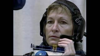Astronaut Peggy Whitson Talks about her Upcoming Mission to the International Space Station
