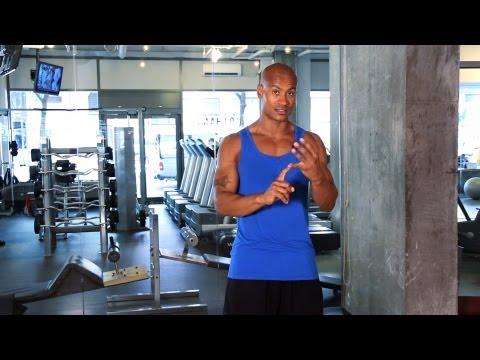 Basic Workout Routine Ideas | Gym Workout