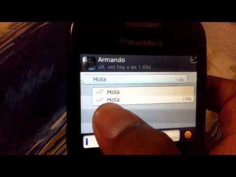 Internet gratis blackberry