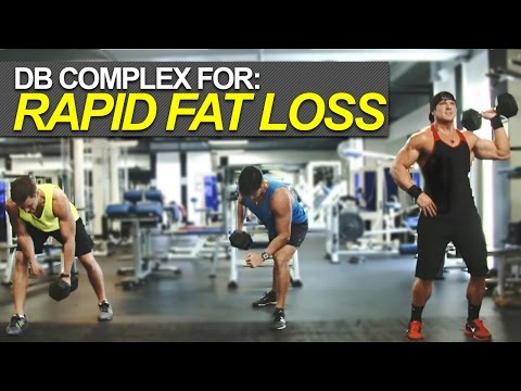 Lose Fat Build Muscle Workout (DIFFERENT! HARDER! BETTER!)