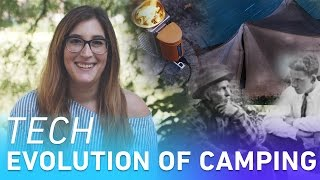 How Technology Changed The Way We Camp