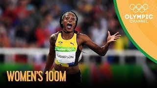 Rio Replay: Women's 100m Final