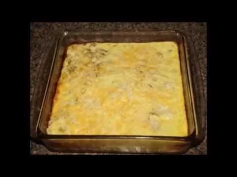 Super easy and simple Cheesy Potato Casserole