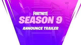 Fortnite - Season 9 - Cinematic Trailer