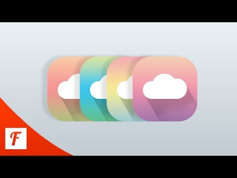 Photoshop Tutorial - Design an Attractive And Professional App Icon