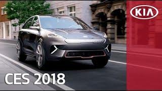 Niro EV Concept Features | CES 2018 | Kia