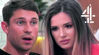 Joey Essex Asks His Date If She's Had A Boob Job?! | First Dates Celeb Special