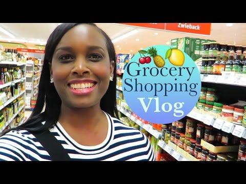VLOG | Let's Go Grocery Shopping
