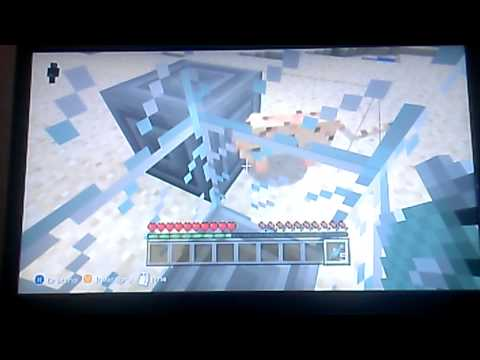How to Tame an Ocelot on Minecraft Xbox360 Edition