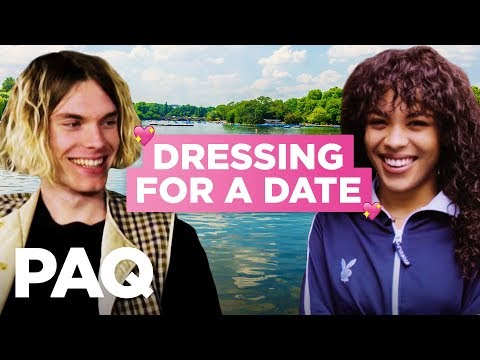PAQ Ep #5 - Dressing for a First Date