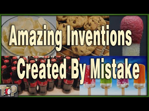 TOP 10 THINGS INVENTED BY MISTAKE