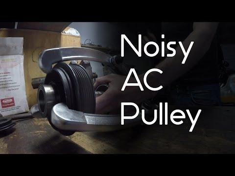How to Repair an AC Compressor Clutch