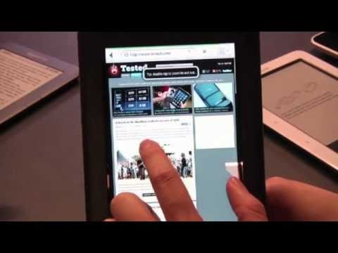 Tested.com: Nook Color First Look