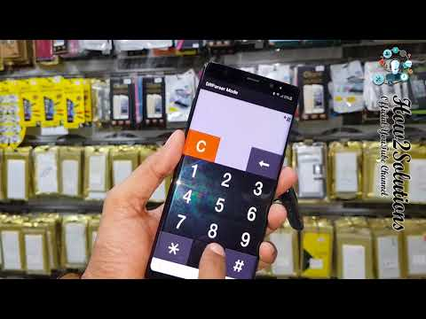 January 2018 Easy way to Bypass Note 8 FRP account verify  also S8 Plus