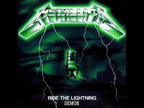 Metallica- Ride The Lightning Demos 1983