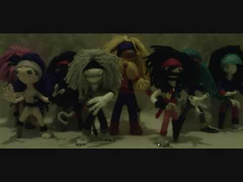 My VooDoo Dolls AKA String Dolls AKA Wool Wire Dolls.wmv