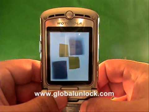 T Mobile USA Motorola V300 Unlock Method Explained