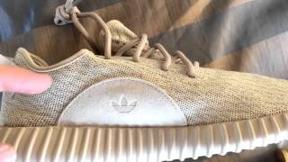 c9af22bc10077 REAL Yeezy Boost 350 Oxford Tan!  Unboxing Review  HD