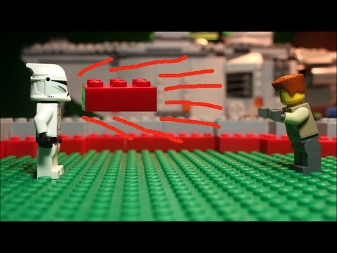Lego Tutorial | How to make Lego Fly! [Part 1]