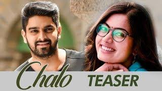 Chalo Teaser | Naga Shaurya | Rashmika Mandanna | Ira Creations |#Chalo