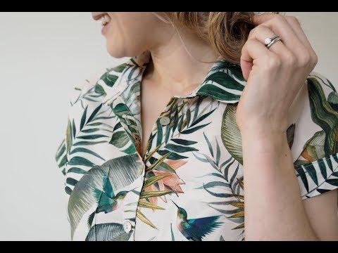Lauren's Top Tips - Choosing a shirt or blouse pattern