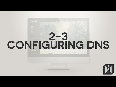 WordPress for Beginners 2015 Tutorial Series | Chapter 2-3: Configuring DNS Settings