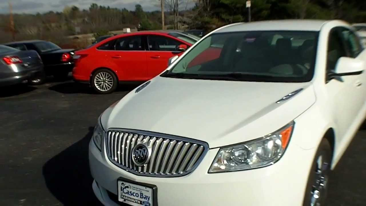 2010 Buick LaCrosse for sale