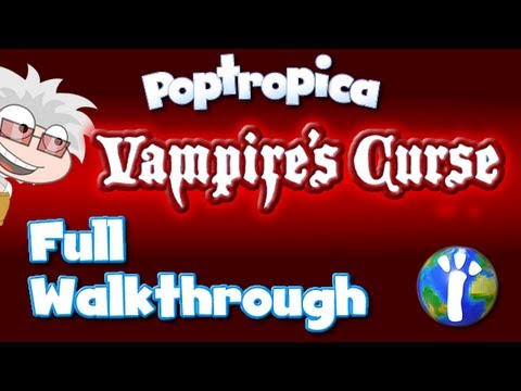 ★ Poptropica: Vampire's Curse FULL Walkthrough ★