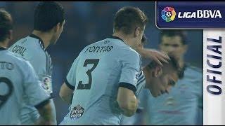 Resumen de Celta de Vigo (2-1) Valencia CF - HD