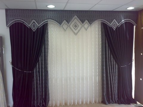 how to make swags and tails curtains (triangle swags part2)