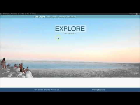 How to switch from Site Origins to Beaver Builder - Tesseract Theme