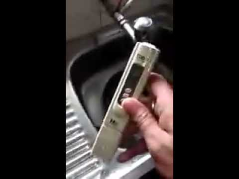How to check purity of water,with TDS meter