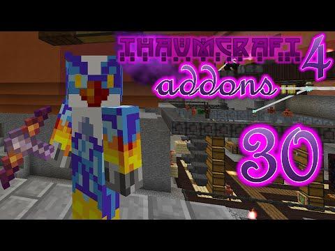 Minecraft - Thaumcraft 4 Addons #30 - Ichorium Tools