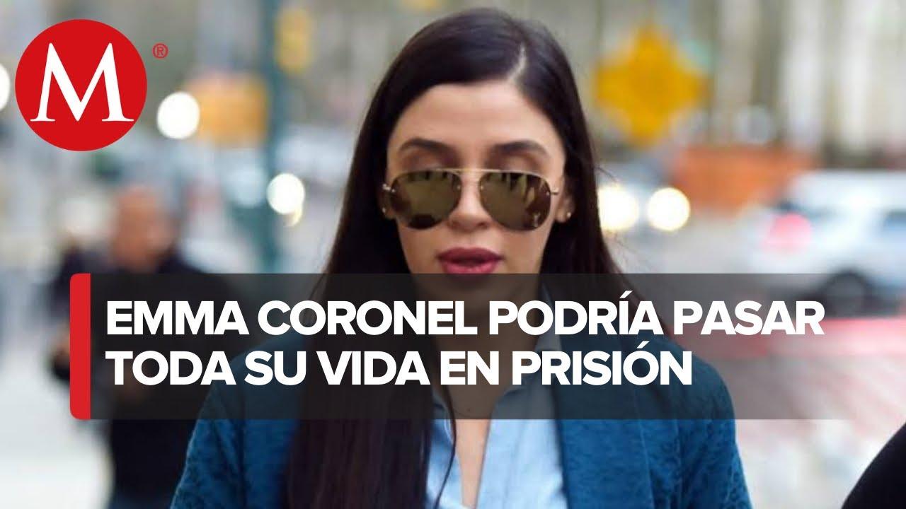 Emma Coronel sin derecho a fianza por narcotráfico, podría alcanzar pena de 10 años